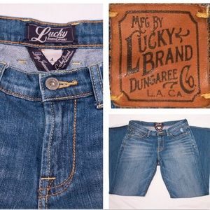 🍀 LUCKY BRAND | Blue Jeans!!!👖